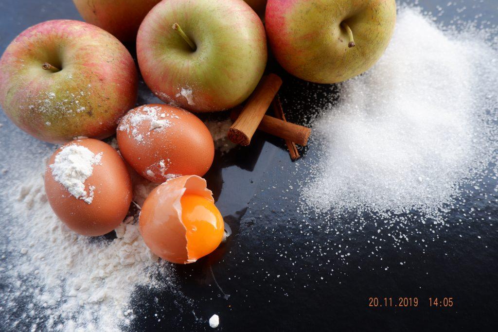 Ricetta latorta di mele